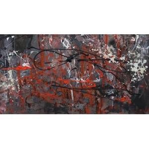 """С 6 по 18 декабря 2015 г. Киев.  Таня Василенко: """"Право на жизнь"""". Концептуальный абстракционизм, выставка."""